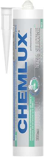 Chemlux 9013 Аквариумы и Террариумы профессиональный герметик силиконовый для аквариумных работ (300 мл) черный