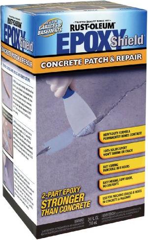 Rust-Oleum Epoxyshield Concreate Patch & Repair шпатлевка эпоксидная для бетонных полов