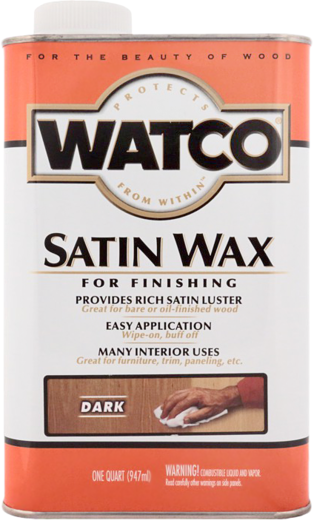 Rust-Oleum Watco Satin Wax финишный воск