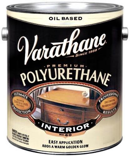 Rust-Oleum Varathane Polyurethane Interior Clear лак органо-растворимый для внутренних работ (946 мл) матовый