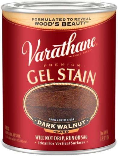 Rust-Oleum Varathane Gel Stain морилка-гель универсальная для внутренних и наружных работ (946 мл) золотой дуб