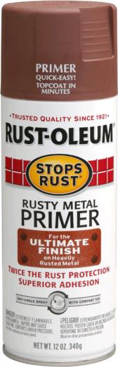 Rust-Oleum Stops Rust Rusty Metal Primer грунт для ржавого металла