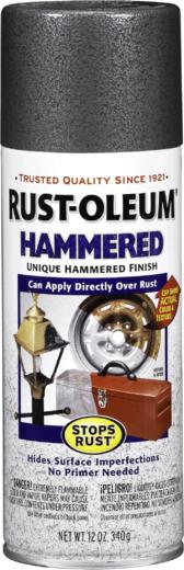 Rust-Oleum Stops Rust Hammered эмаль антикоррозийная с молотковым эффектом (340 г) золото молотковая