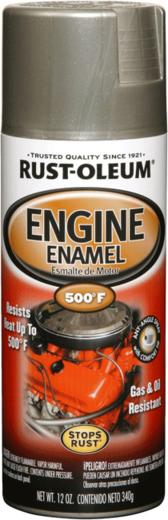 Rust-Oleum Stops Rust Engine Enamel эмаль термостойкая