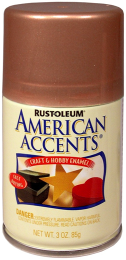 Rust-Oleum American Accents Craft & Hobby Enamel краска декораторская на акриловой основе