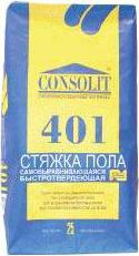 Консолит 401 стяжка