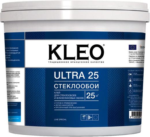 Kleo Ultra 25 клей для стеклообоев