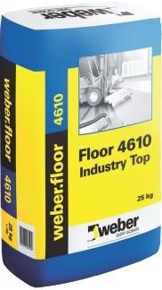 Вебер.Floor 4610 Industry Top промышленный наливной пол (25 кг)