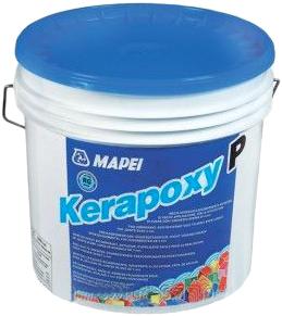 Заполнитель Mapei Kerapoxy p двухкомпонентный эпоксидный для швов 10 кг