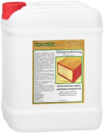 Feidal Novatic Holzgrundierung акриловый грунт-антисептик для дерева антисептический (10 л)