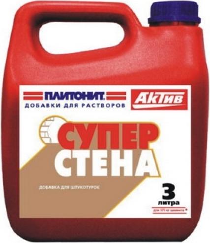 Плитонит Актив Суперстена добавка комплексная (10 л)