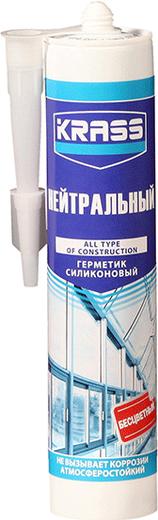 Krass Нейтральный герметик атмосферостойкий