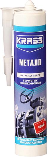 Krass Металл герметик высокоадгезионный (300 мл) бесцветный