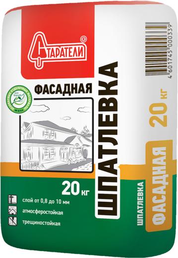 Старатели шпатлевка фасадная (20 кг)