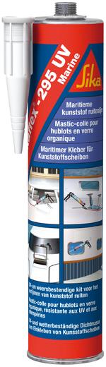 Sika Sikaflex-295 UV клей для установки пластиковых стекол прямым стеклением на морском транспорте