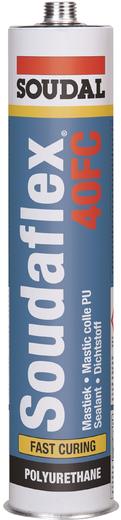 Soudal Soudaflex 40FC полиуретановый клей-герметик (600 мл) серый