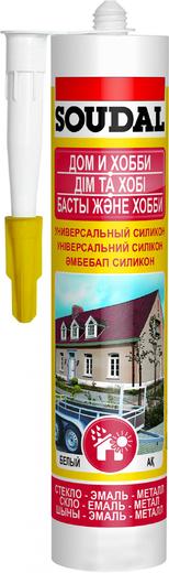 Soudal Дом и Хобби универсальный силикон