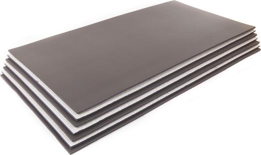 Isolontape 500 3004 физически сшитый лист 1*1.2 м/4 мм клейкое с пленкой