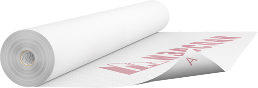 Изоспан A с ОЗД ветро-влагозащитная паропроницаемая мембрана с огнезащитными добавками