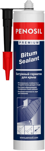 Penosil Premium Bitum Sealant битумный герметик для крыш