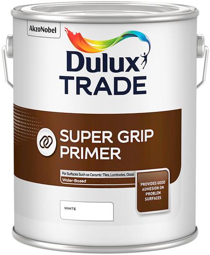 Dulux Trade Super Grip Primer грунтовка для сложных поверхностей (1 л)