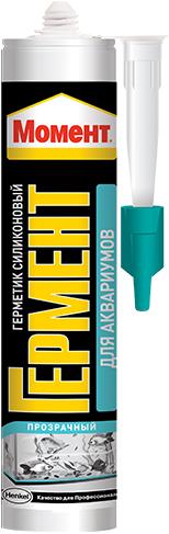 Момент Гермент герметик силиконовый для аквариумов