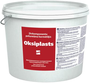 Tenax Оксипласт двухкомпонентный полиуретановый строительный герметик для стыков