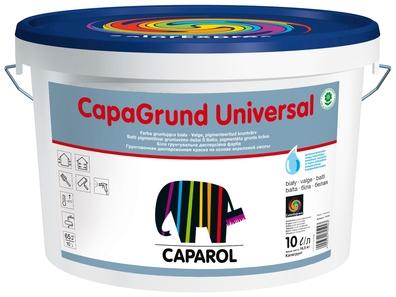 Caparol CapaGrund Universal грунтовочная краска произведенная на основе технологии SolSilan