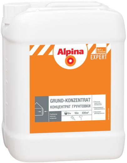 Грунт-концентрат Alpina Expert (2.5 л)