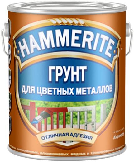 Грунт Hammerite Special metals primer для цветных металлов и сплавов 250 мл