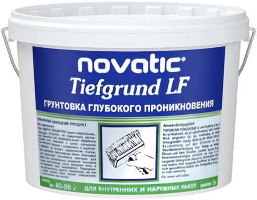Грунтовка-концентрат глубокого проникновения Feidal Novatic Tiefgrund lf konzentrat 5 л неморозостойкий