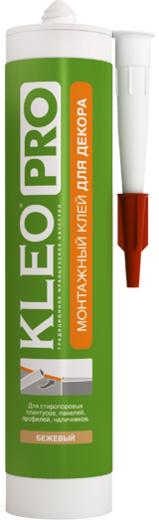 Kleo Pro монтажный клей для декора