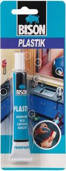 Bison Plastic Adhesive клей для пластиков (25 мл)