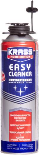 Krass Home Edition Easy Cleaner очиститель монтажной пены (500 мл)