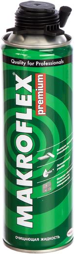 Макрофлекс Premium Cleaner очищающая жидкость для незатвердевшей монтажной пены (500 мл)