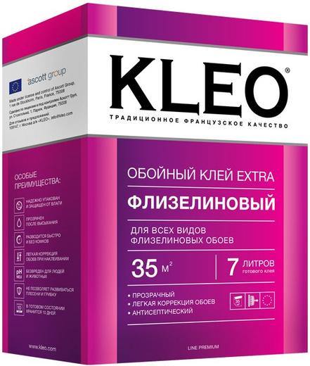 Kleo Extra Флизелиновый обойный клей (250 г)