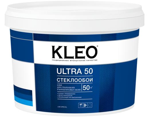 Kleo Ultra 50 профессиональный обойный клей (10 кг)