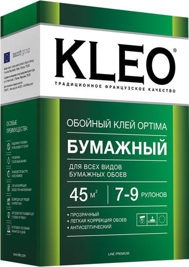 Kleo Optima Бумажный обойный клей (160 г)