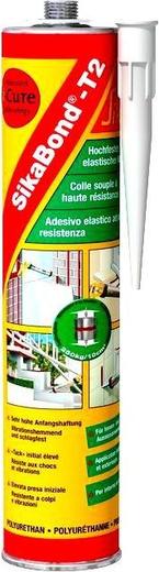 Sika Sikabond-T2 высоковязкий тиксотропный эластичный клей повышенной прочности