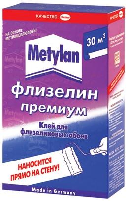 Метилан Флизелин Ультра Премиум клей для рельефных флизелиновых обоев (500 г)