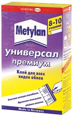 Метилан Универсал Премиум клей для всех видов бумажных обоев