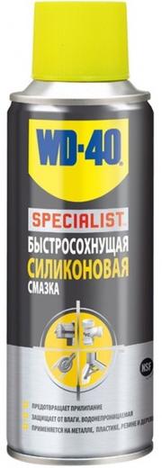 WD-40 Specialist быстросохнущая силиконовая смазка (200 мл)