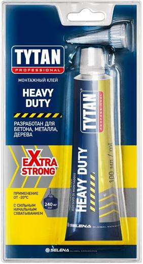 Клей Титан Professional Heavy duty монтажный 310 мл