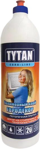 Титан Euro-Line Евродекор полимерный клей (1 л)