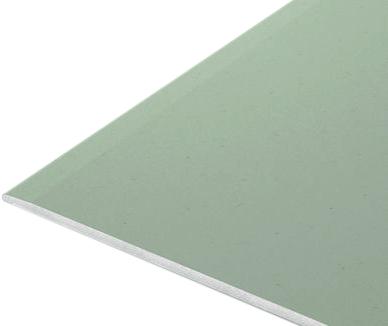 Кнауф лист влагоогнестойкий (ГСП-DFН2)