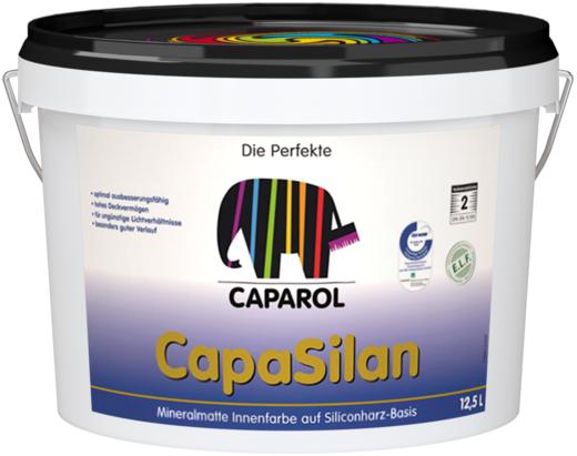 Caparol CapaSilan внутренняя краска на основе силиконовой смолы
