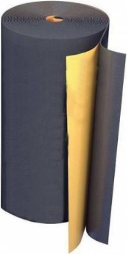 Энергофлекс Black Star Duct рулон из вспененного полиэтилена (1*20 м/5 мм) AL