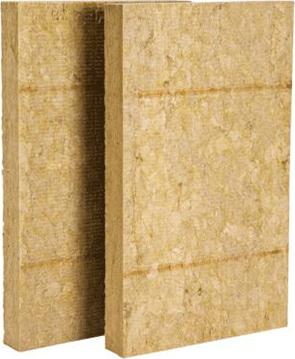 Rockwool Венти Баттс Д Оптима жесткая гидрофобизированная теплоизоляционная плита из каменной ваты