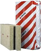 Paroc GRS 20 жесткая влагостойкая плита из каменной ваты (0.6*1.2 м/150 мм)