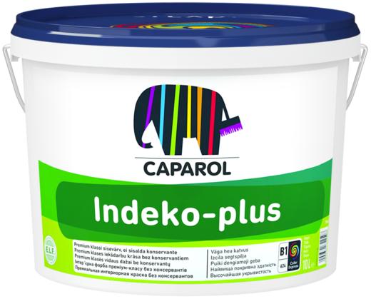 Caparol Indeko Plus краска высшего класса (2.5 л) белая